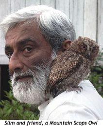 Slim Sreedharan: Field ornithologist extraordinarie