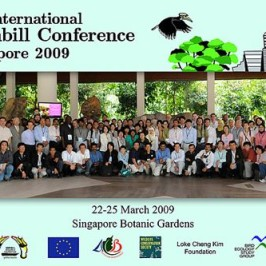 5th International Hornbill Conference, Singapore 2009