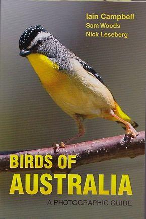 Book Review: BIRDS OF AUSTRALIA – A PHOTOGRAPHIC GUIDE