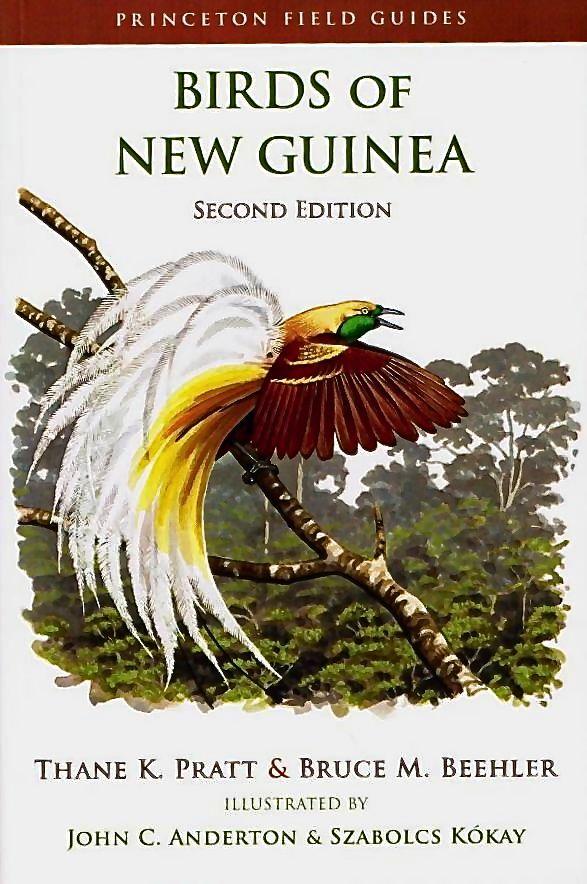 Book Review: Birds of New Guinea
