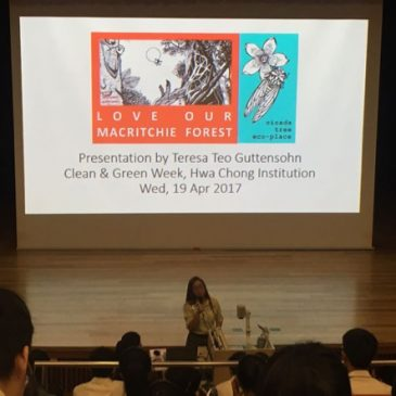 Nature Conservation Talk & Film Screening  by Cicada Tree Eco-Place