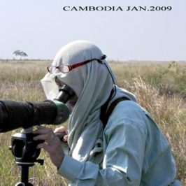 Daisy O'Neill, the Avian Writer from Penang, Malaysia