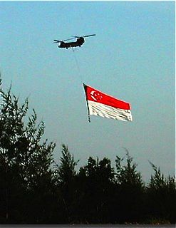Additional Flypast at Singapore National Day Parade Preview