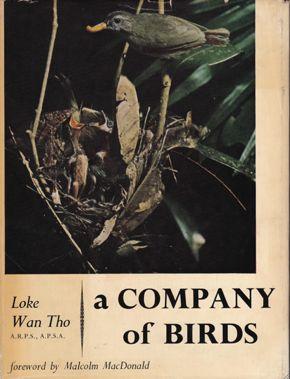 A Company of Birds by Loke Wan Tho (Michael Joseph, London, 1957)