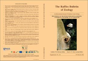 """""""Citizen science and the monitoring of hornbills in Singapore"""""""