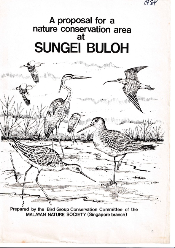 Sungei Buloh report, 1988