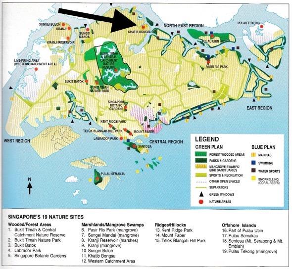 Singapore Green Plan 1993